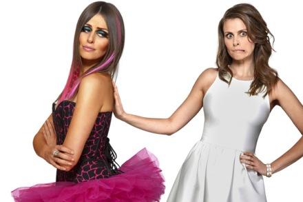 Ellie Taylor made over on Snog, Marry, Avoid