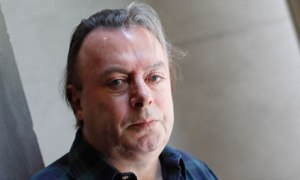 Christopher Hitchens - Not funny