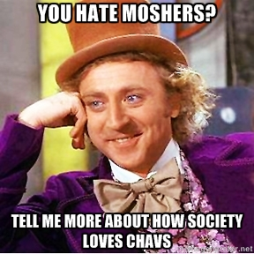 Wonka Memes can also be used to explore class issues.