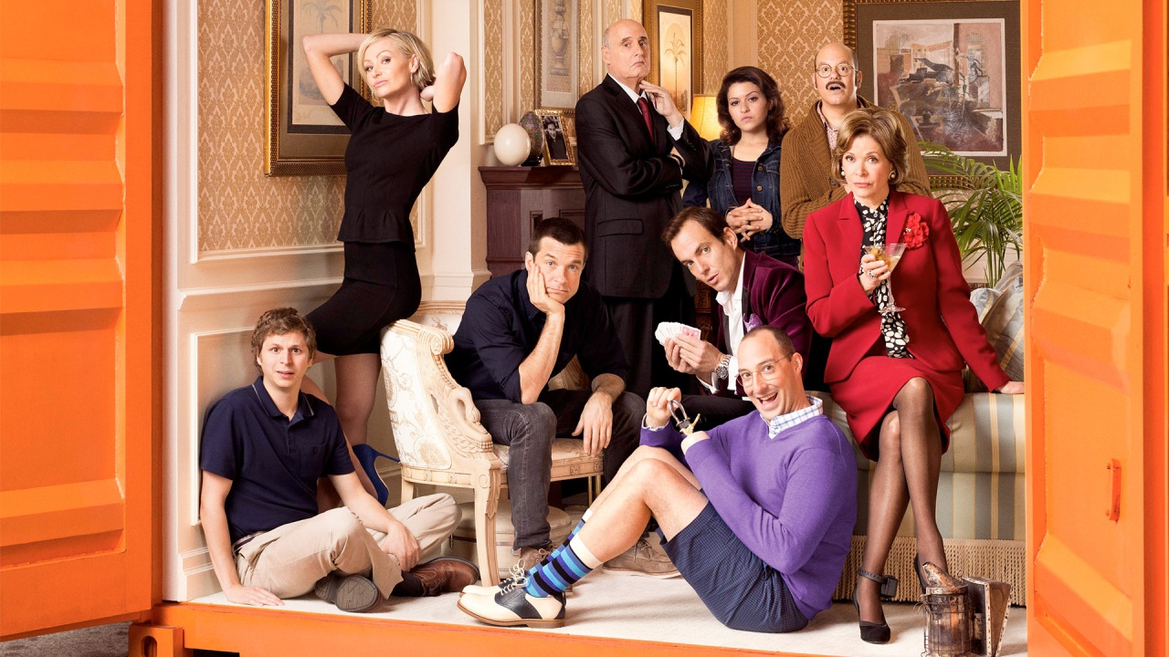 Arrested Development Netflix 2013 cast