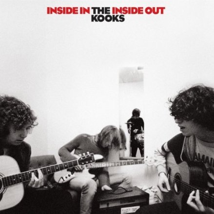 The Kooks Inside in Inside Out Album Cover
