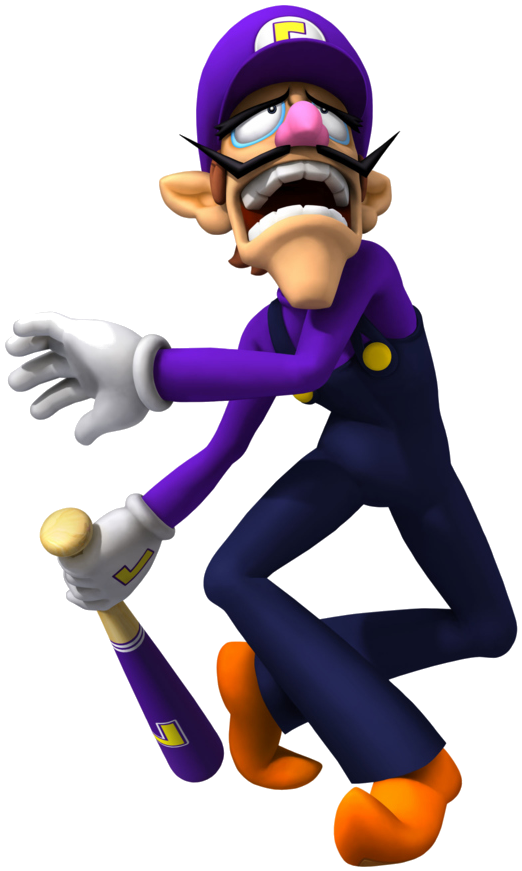 Waluigi ultimate example individual. Critical perspectives on the